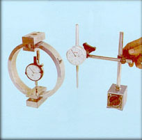 Proving Ring , Dial Indicator