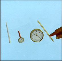 Thermometer, Dial Thermometer, Pocket Dial Thermometer, ASTM Thermometer (Specific Gravity / Loss on Heating / Saybolt Viscosimeter / Softening Point / Open Flash)