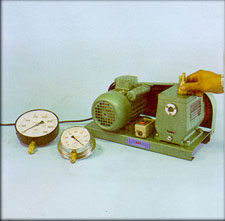 Manometer, Vacuum Manometer, Vacuum Pump